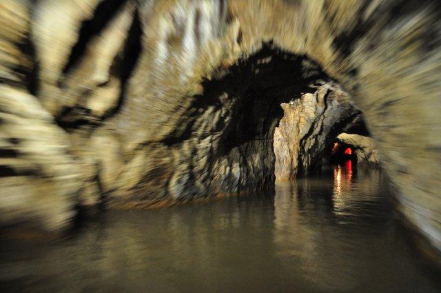 Пещеры Чехии, Моравский Крас