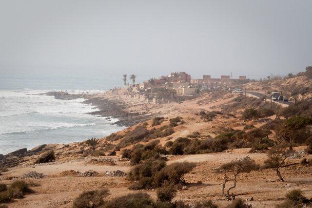 Побережье Атлантического океана, Марокко