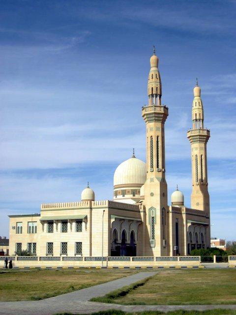 Мечеть Гадамес, Ливия