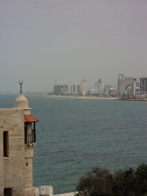 Средиземное море, Хаффа, Израиль