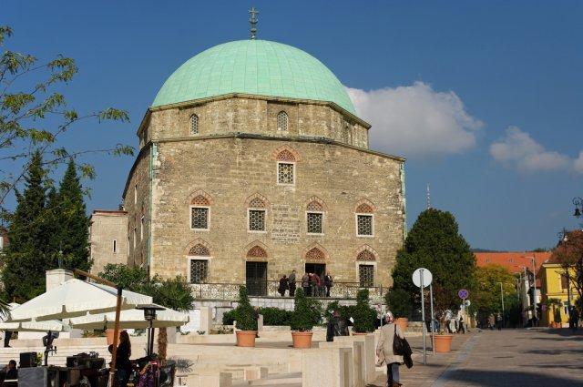 Мечеть Паши Касима, Печ, Венгрия