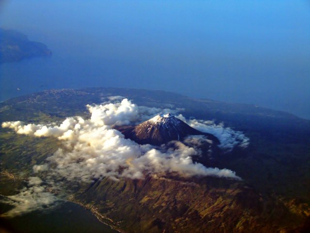 Гора Пико де Арейро, Португалия