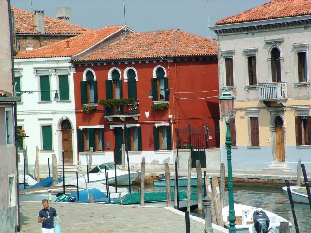 Остров Мурано, Италия