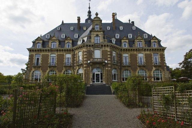 Город Намюр в Валлонии, Бельгия