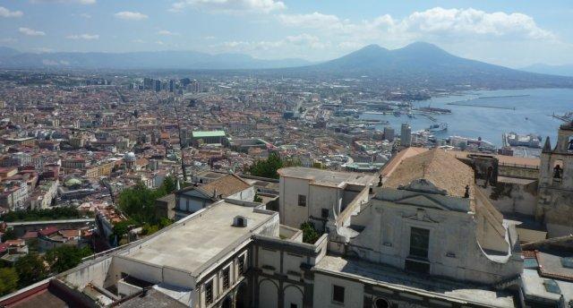 Неаполь, область Кампания, Италия