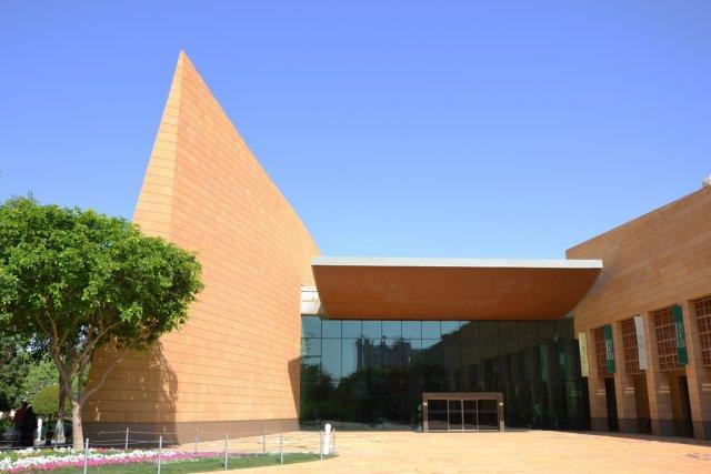 Национальный музей Саудовской Аравии в Эр-Рияде