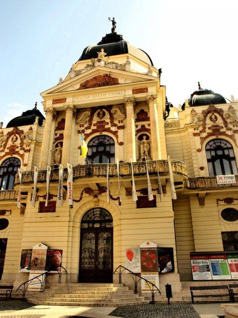 Национальный Театр, Печ, Венгрия