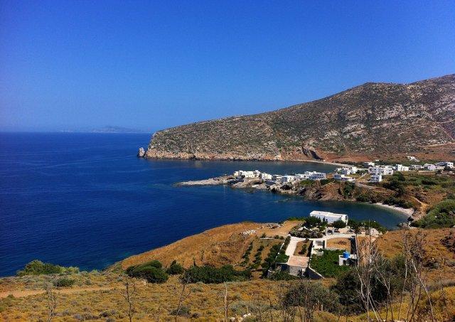 Курорт Наксос, Греция