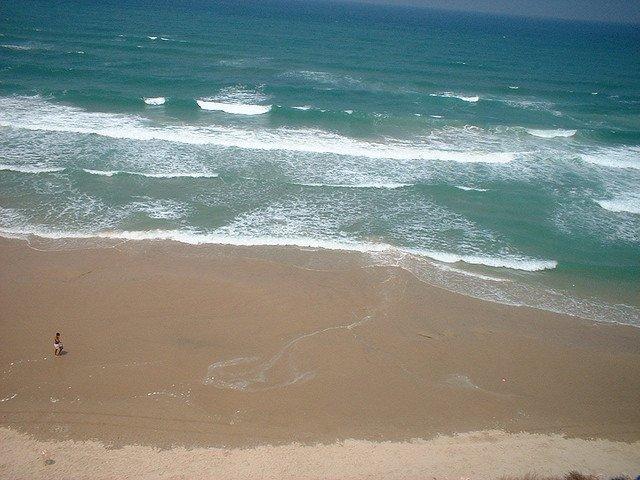 Пляжи Нетании, Израиль