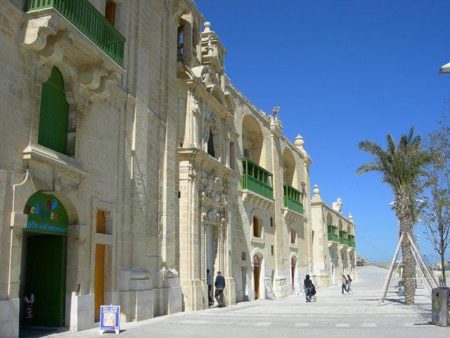 Порт New Harbor, Валлетта, Мальта