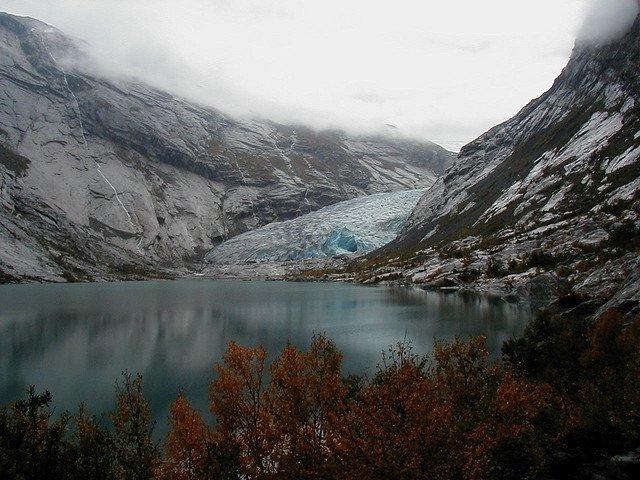 Ледник Нигардсбреен, Норвегия