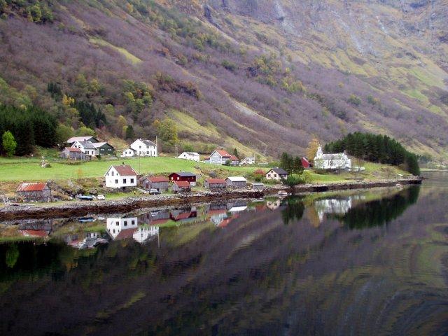Норвегия в миниатюре