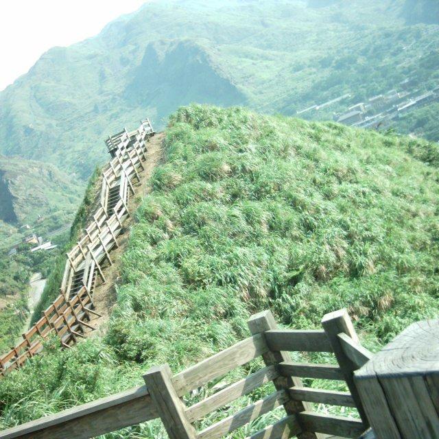 Джингуаши на севере острова Тайвань