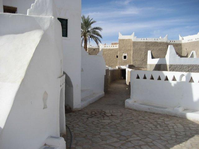 Старый город Гадамеса, Ливия