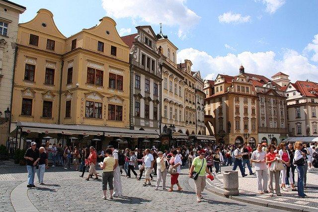 Старый город Праги, Чехия