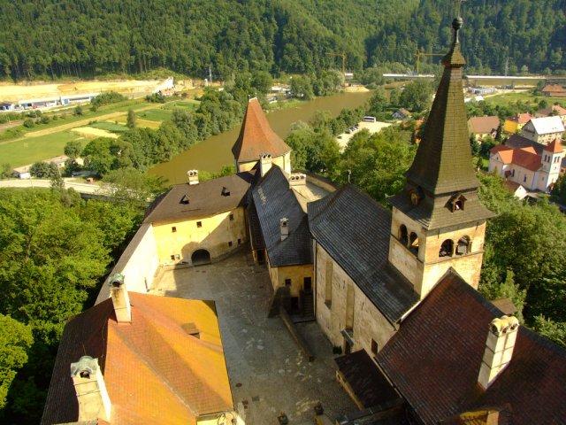 Оравский Град, Словакия