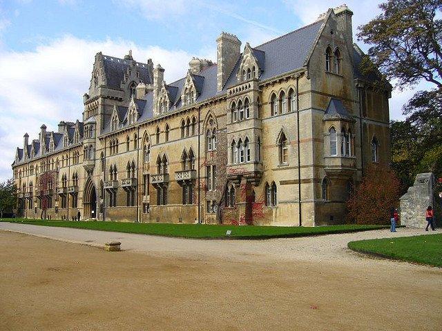 Оксфорд, Великобритания