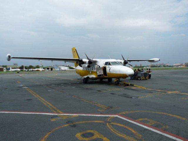 Самолет SEAir, Филиппины