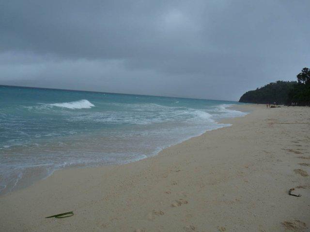 Puka Shell beach, Боракай