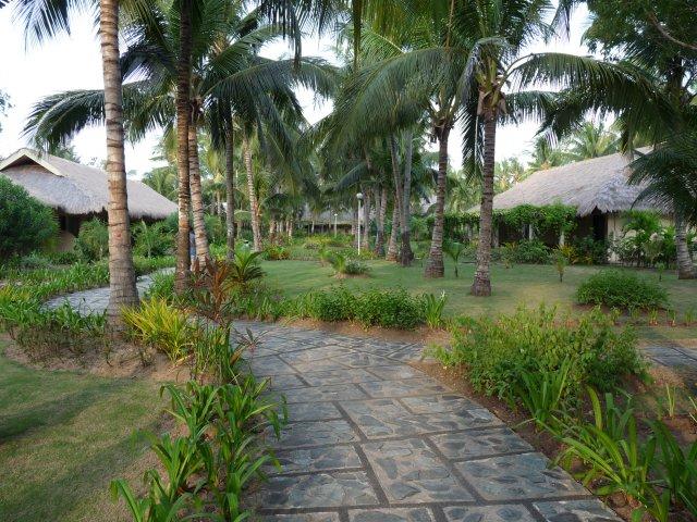 Bohol Beach Club 3*, Филиппины