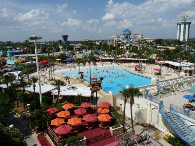 Аквапарк WET'N WILD, Флорида