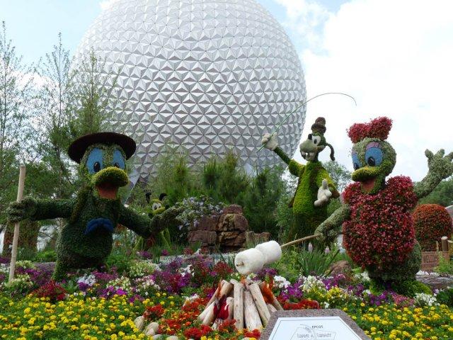 Disneyland Epcot, Флорида
