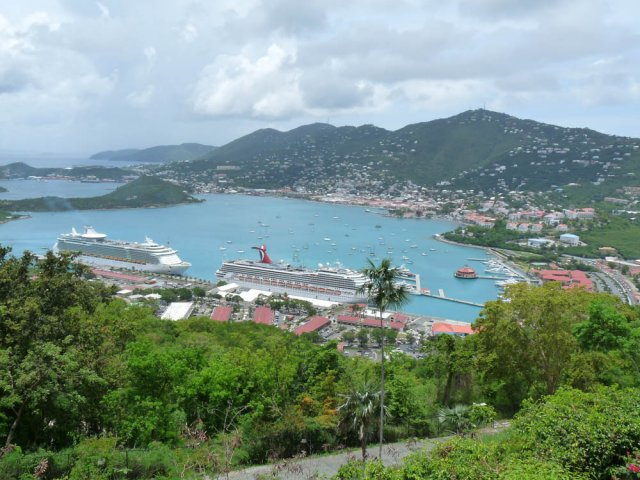 Paradise Point, остров Святого Томаса
