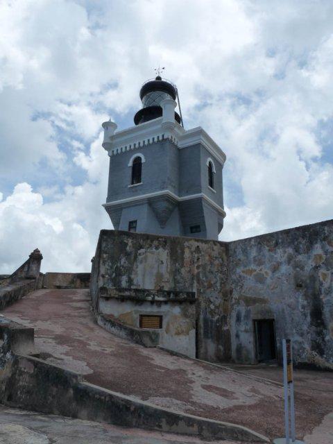 Крепость Сан Филипе дель Морро, Пуэрто-Рико