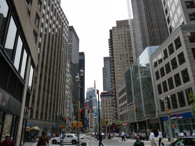 Небоскребы Нью-Йорка, Манхэттен