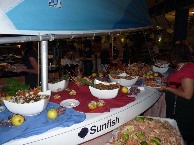 Морепродукты, основной ресторан, Sandals Royal Hicacos 5*, Варадеро