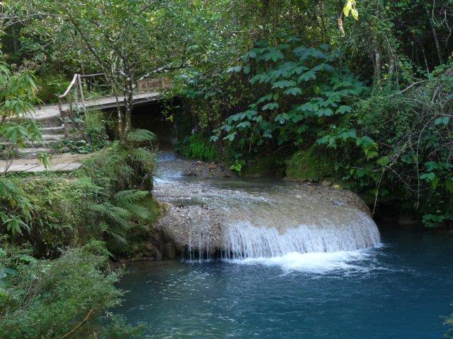 Природный бассейн в парке Эль Ничо, Сьенфуэгос