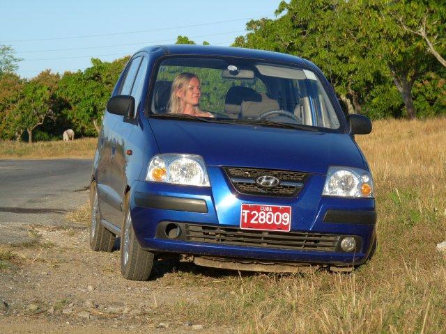 Авто путешествие по Кубе