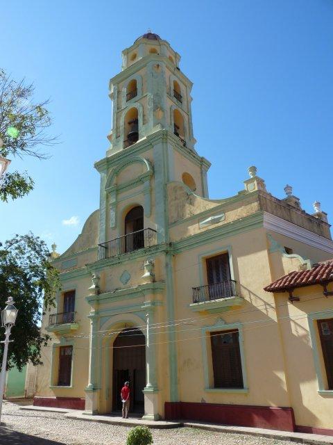 Церковь Сан Франциско, Тринидад