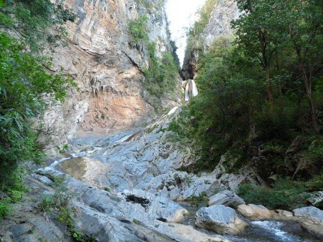 Водопад Сальто-дель-Кабурни, Сьенфуэгос