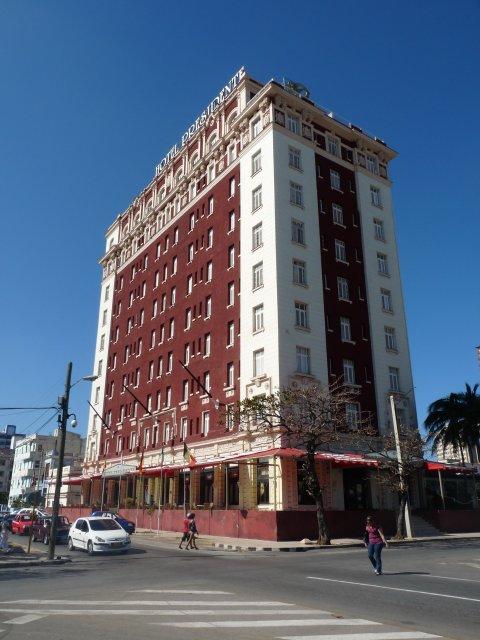 Отель Presidente 4*, Гавана