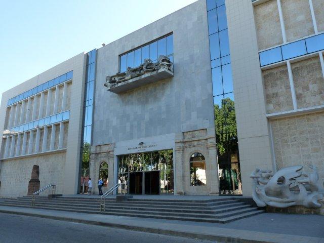 Национальный Музей Искусств, Гавана