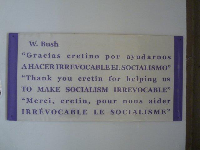 Цитата, музей революции, Гавана
