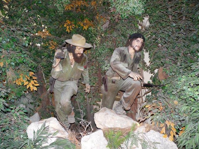 Сьенфуэгос и Эрнесто Че Гевара - герои революции, Гавана