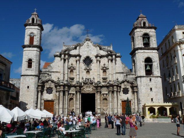 San Cristobal Cathedral, Гавана