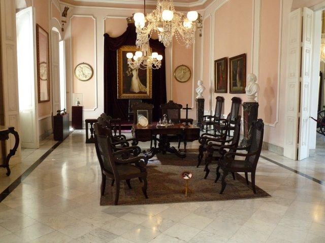 Дворец Губернаторов, Гавана