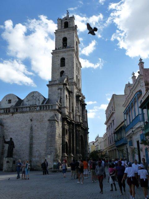 Церковь Святого Франциска, Гавана