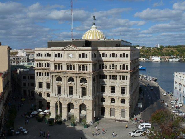 Бывшее здание Товарной биржи, Гавана