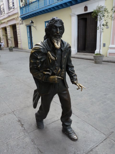 Кабальеро из Парижа, Гавана