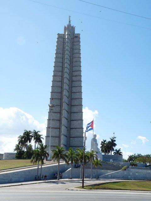Башня в Гаване, Мемориал Хосе Марти