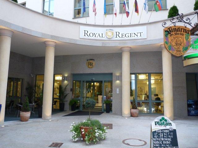 Отель Royal Regent 4*, Карловы Вары, Чехия