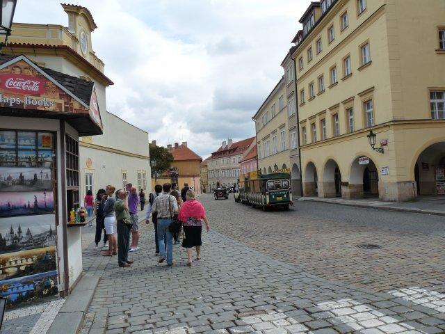 Туристический автобус по Карловым Варам, Чехия