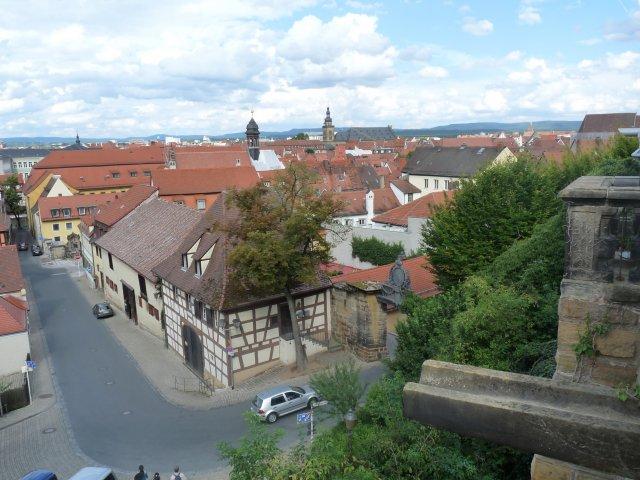 Вид на Бамберг, Германия