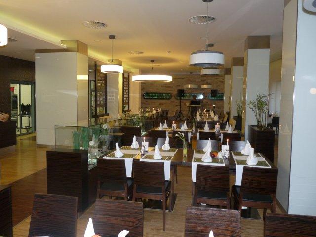Ресторан отеля Royal Regent 4*, Карловы Вары, Чехия