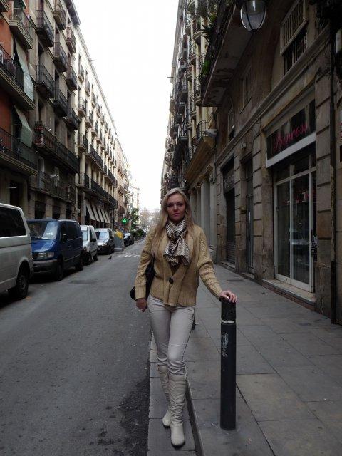 Прогулка по Барселоне, Испания