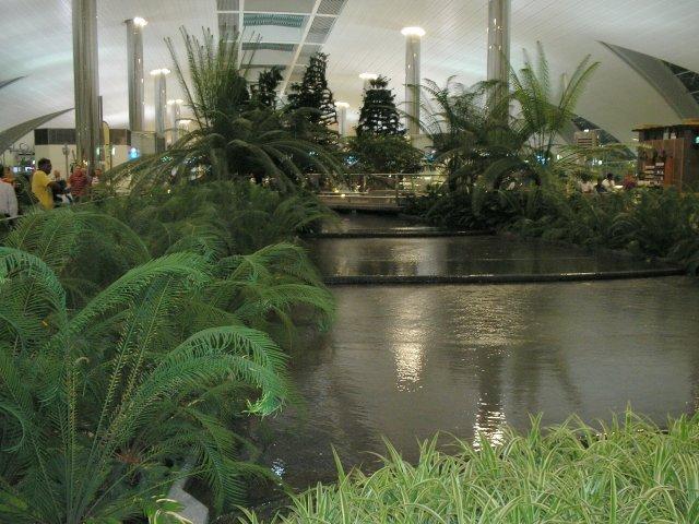 Дубай, аэропорт